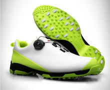 Load image into Gallery viewer, Luxury Men Golf Shoes Waterproof Breathable Antislip Sneakers