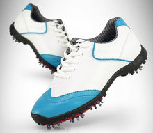 Load image into Gallery viewer, Waterproof slip resistant golf shoes for women