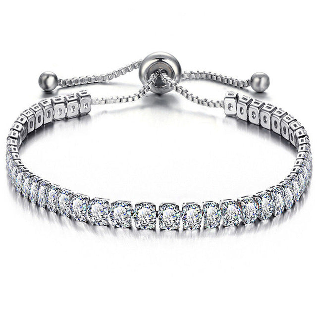 Fashion Cubic Zirconia Bracelet
