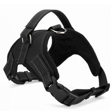 Load image into Gallery viewer, Large Dog Soft Adjustable Harness Pet Walk Out Hand Strap Vest Collar
