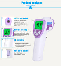Load image into Gallery viewer, New Digital Non Contact Thermometer For Baby