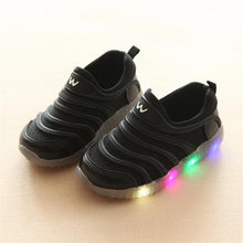 Load image into Gallery viewer, New Spring Autumn Kids Led Shoes
