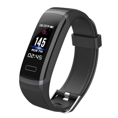 Color Screen Bluetooth Smart Bracelet Heart Rate Monitor Fitness Tracker