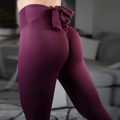 Push Up High Waist Leggings Women Yoga Fitness Gym Pants