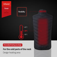 Load image into Gallery viewer, New Men Electric Heated Thermal Vest