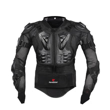 Load image into Gallery viewer, Motorcycle Jacket Full Body Armor Motocross Racing Protective Gear