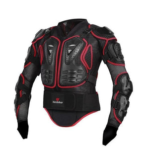 Motorcycle Jacket Full Body Armor Motocross Racing Protective Gear