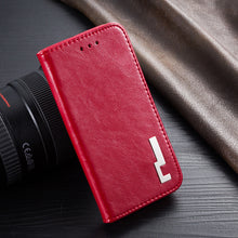 Load image into Gallery viewer, Luxury Unique leather cell phone cover For Nokia Lumia