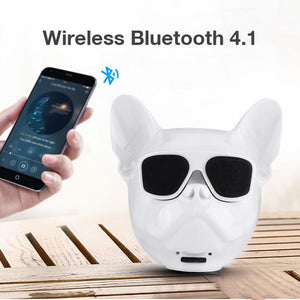 Bulldog Portable Wireless Bluetooth Speaker