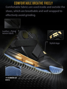 SENTA Luxury Air Damping Men Basketball Shoes