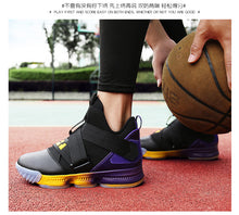 Load image into Gallery viewer, SENTA Luxury Air Damping Men Basketball Shoes