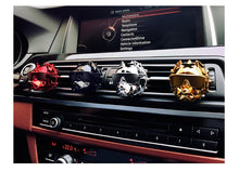 Load image into Gallery viewer, Creative Bulldog Car Perfume