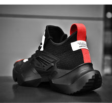 Load image into Gallery viewer, Surom New Fashion Comfortable Leather Sneakers Men Shoes