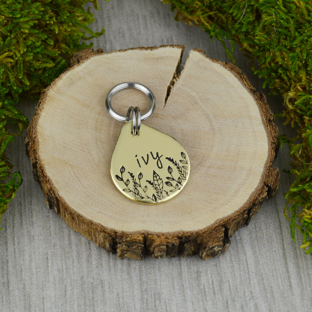 In The Meadow Mini Pet ID Tag