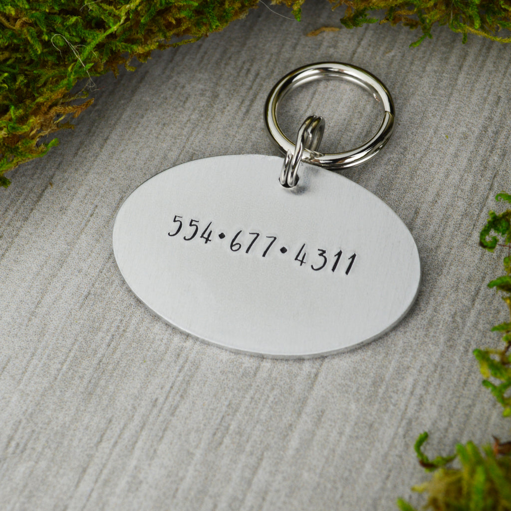 Hilltop Forest Pet ID Tag