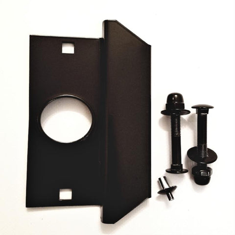 UNIVERSAL STOREFRONT LATCH GUARD - TUFF STRIKE