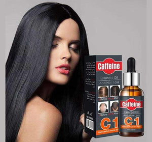 Caffeine hair shampoo & Essential oil