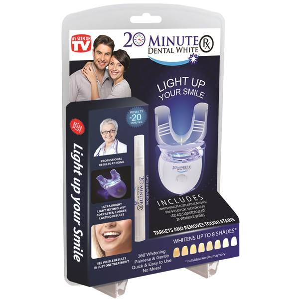 20 MINUTE DENTAL