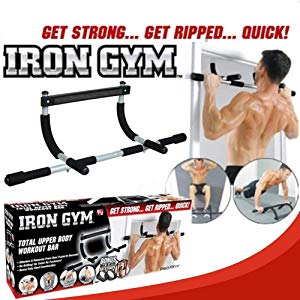 IRON GYM BARRE FIXE