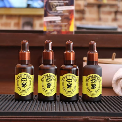THE ELEGO BARBER OIL