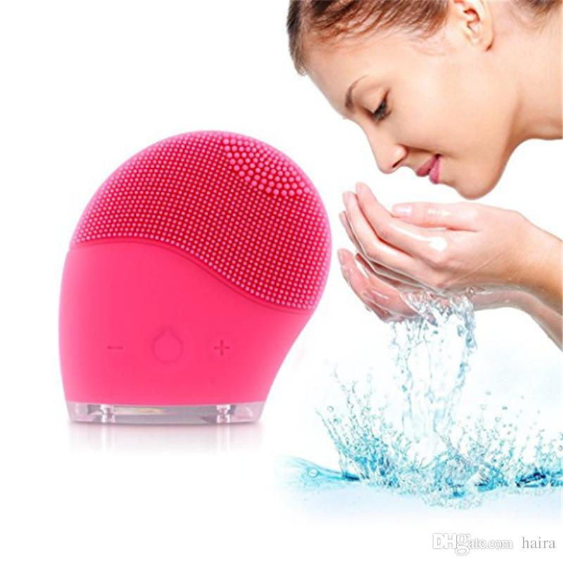 KEMEI : ELECTRIC FACE CLEANSER VIBRATE