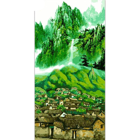 Green Mountain Landscape - Various Sizes Available