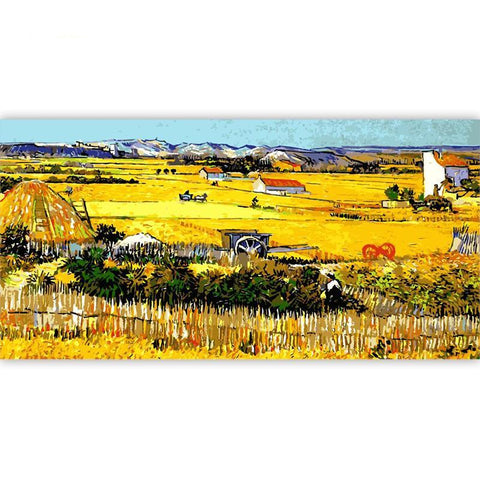 Golden Fields - Various Sizes Available