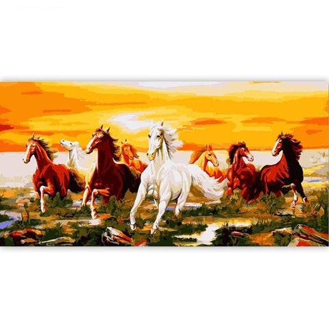 Horses Running Wild - Various Sizes Available