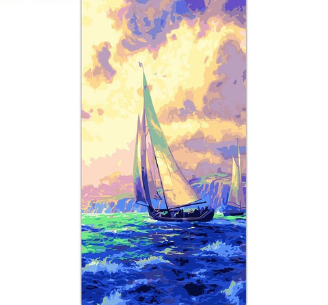 Sailing Boat - Various Sizes Available