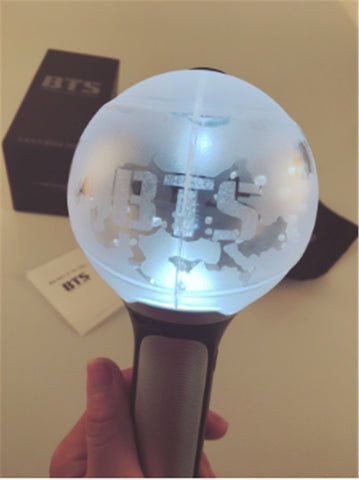 BTS Bangtan Boys ARMY a Limited Edition Ver. II Concert Bomb Light Stick - iamkpopped
