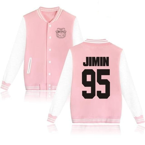 BTS Bangtan Boys Harajuku Winter Hoodies - iamkpopped