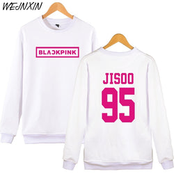 BLACKPINK Album Pullover Hoodies - iamkpopped