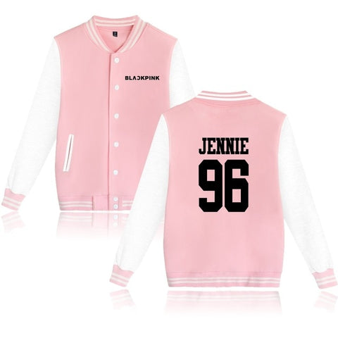 Blackpink Album Baseball Jacket - iamkpopped