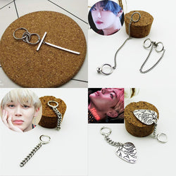 Bangtan Boys Kpop BTS Earrings - iamkpopped