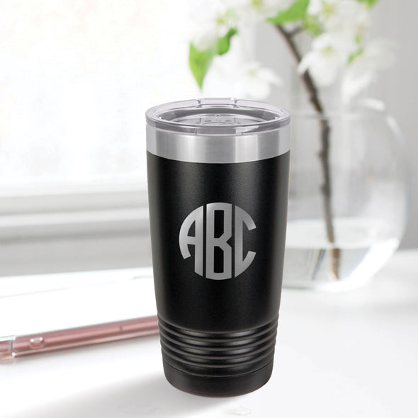 custom engraved 20 oz. tumbler best sellers custom gift black with clear lid closing gift