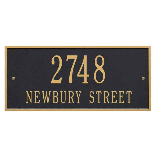 Home Address Sign Plaque Closing Gifts New Address Custom