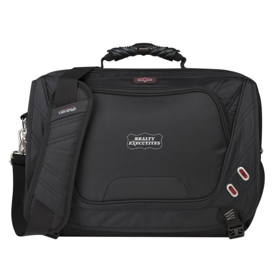 Sleek Checkpoint-Friendly Messenger Bag