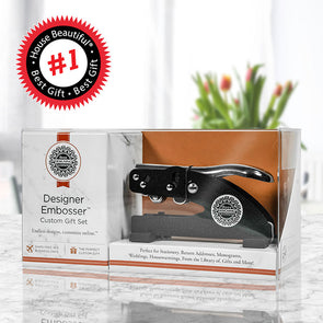 Designer Embosser Custom Gift Set Realty Executives Closing Gifts Best Sellers