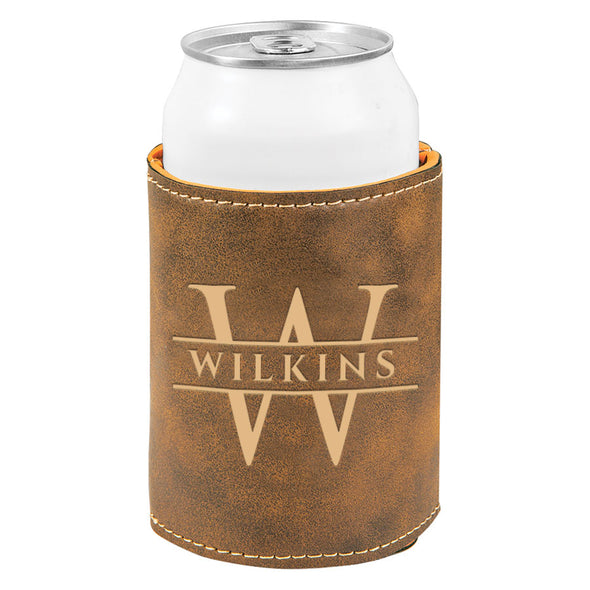 Custom Engraved Beverage Sleeve