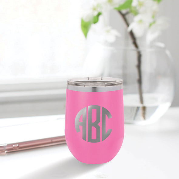 Superior Custom Engraved 12 oz Tumbler