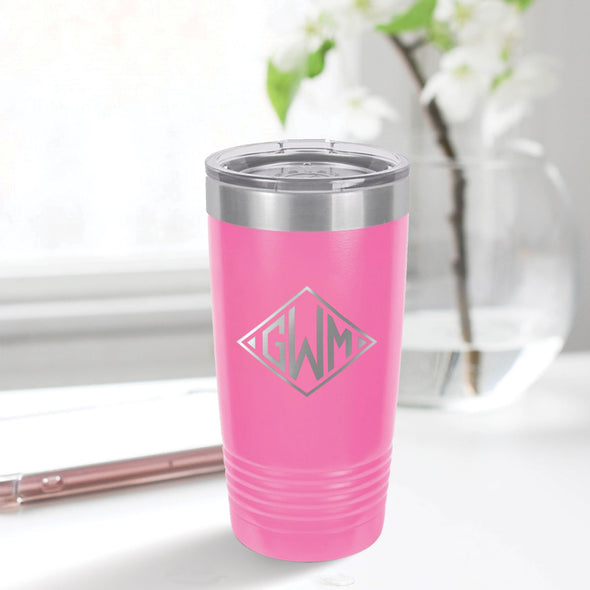Superior Custom Engraved 20 oz Tumbler