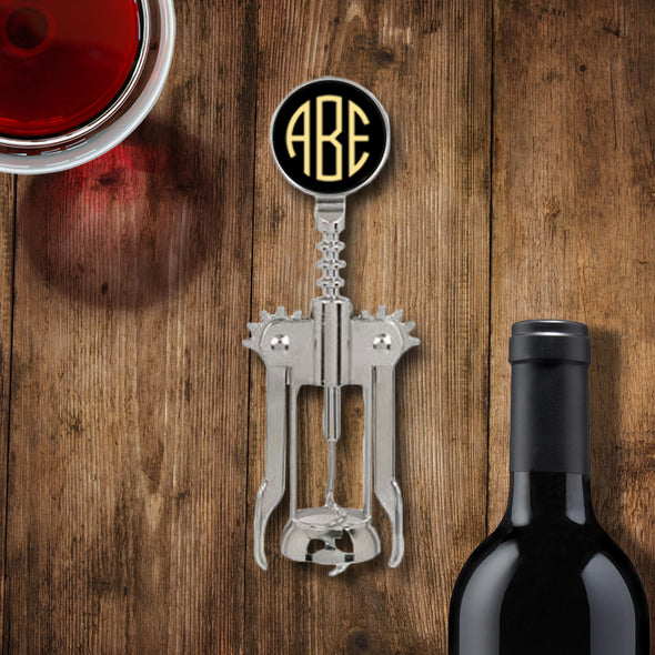 Custom Engraved Wine Bottle Opener