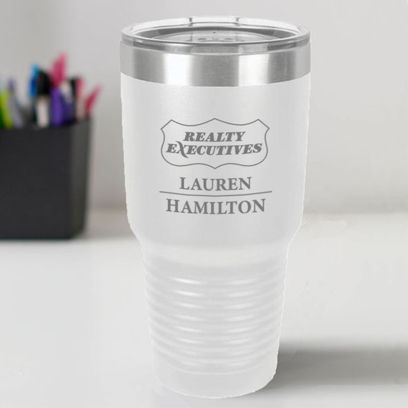 Superior Custom Engraved 30 oz Tumbler