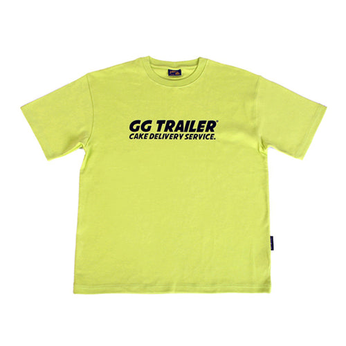 GG Trailer 1/2 T-shirts_Light green