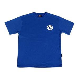 Grape Gummy 1/2 T-shirts_Blue