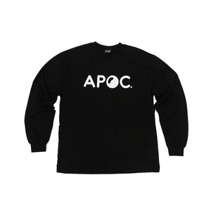 APOC Longsleeved T-shirts_Black