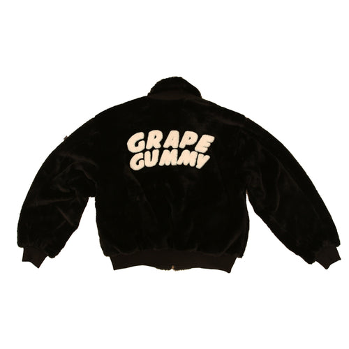 Grape Gummy Reversible MA-1 ver.2_Black