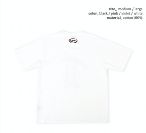 Childlike 12 T-shirts_White