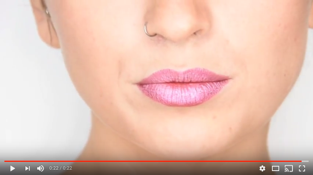 Pink Party Lips