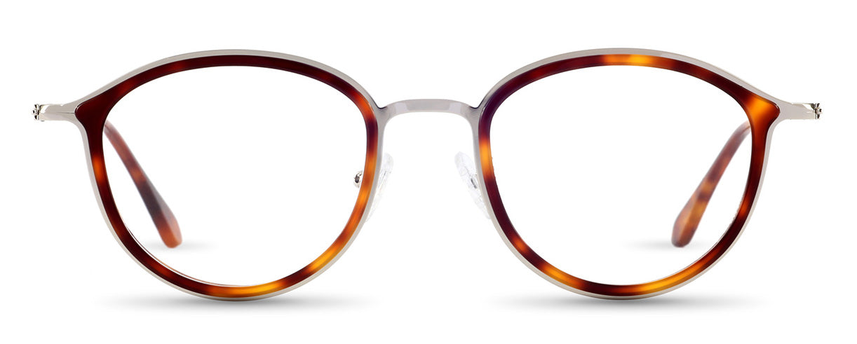 Ziggy | Duo Silver Amber (Frame only)